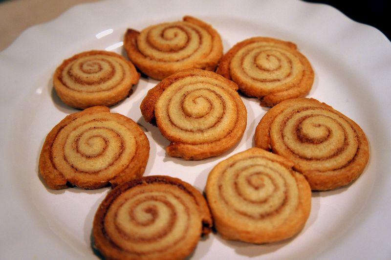 Christmas Cookie Countdown Cinnamon Spirals Mommypalooza
