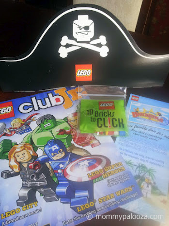 LEGO Brickation prize pack giveaway!