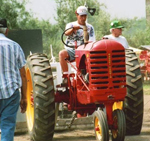 Tractor Daze and Mud Run