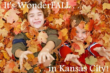 WonderFALL family fun in Kansas City, Johnson County, and beyond!
