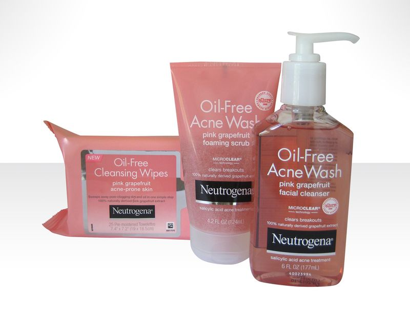 Neutrogena fresh skin care line #FreshSkin
