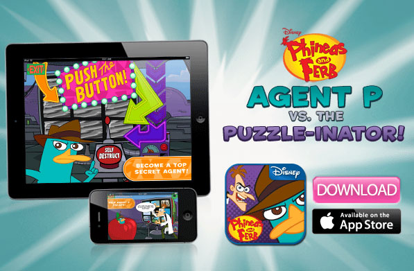 Phineas and Ferb app