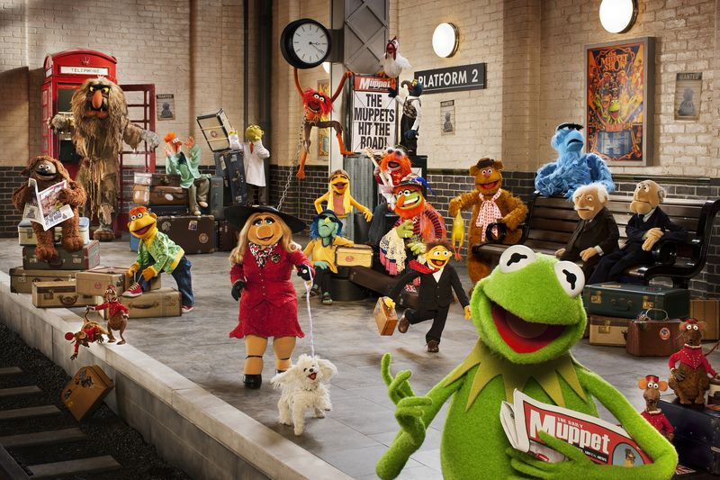 The Muppets ...AGAIN!
