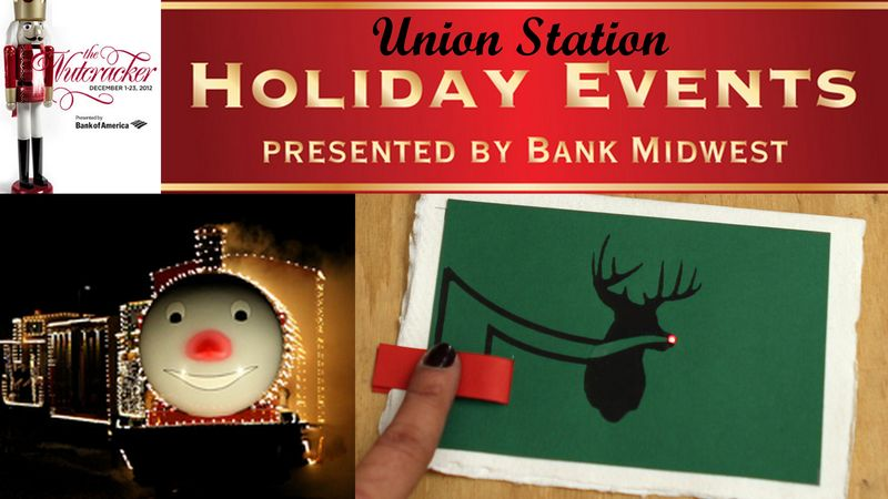 Holiday Events and Fun for Kids at Kansas City's Union Station