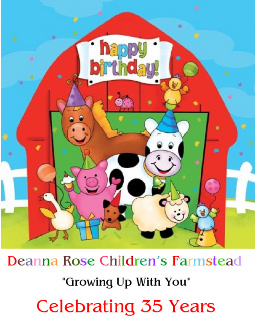 Submit your photos - celebrate 35 years of Deanna Rose Farmstead