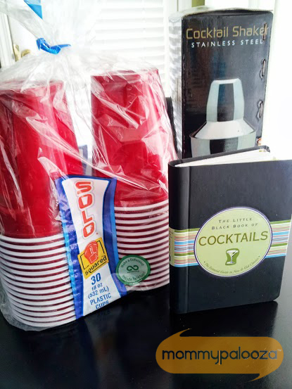 Win a cocktail gift pack from Solo Cup!