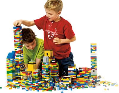 LEGO fun in Kansas City!