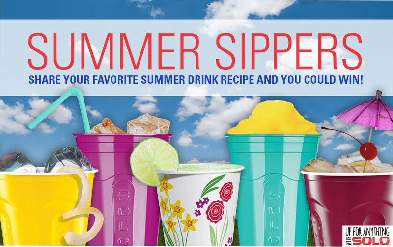 Solo Summer Sippers Contest
