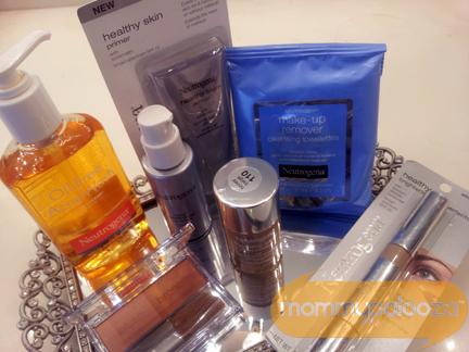 Beauti-FALL Skin with Neutrogena Goodies