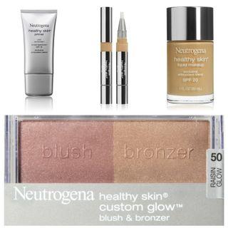 Neutrogena beautifying products