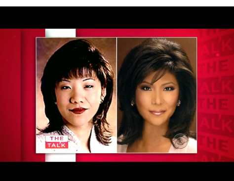 Julie Chen is a sell out to all Asians.