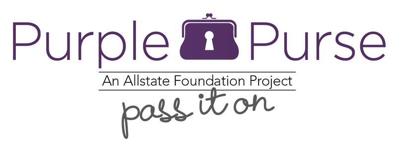 Purple Purse: Pass It On