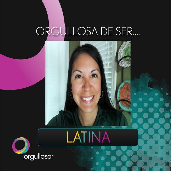 #OrgullosaHeritage ~ A Nueva Latina!