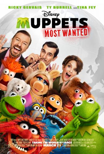 Muppets Most Wanted new movie trailer