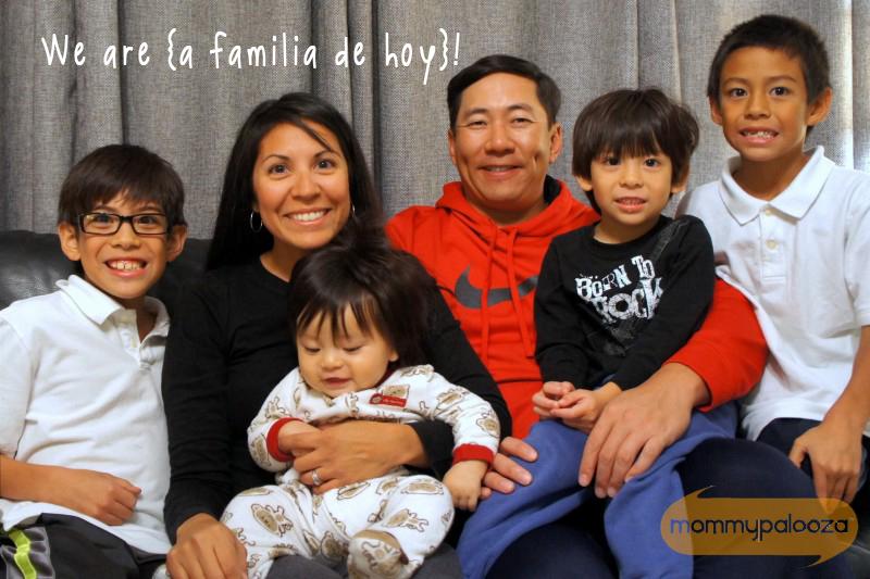 We are a familia de hoy