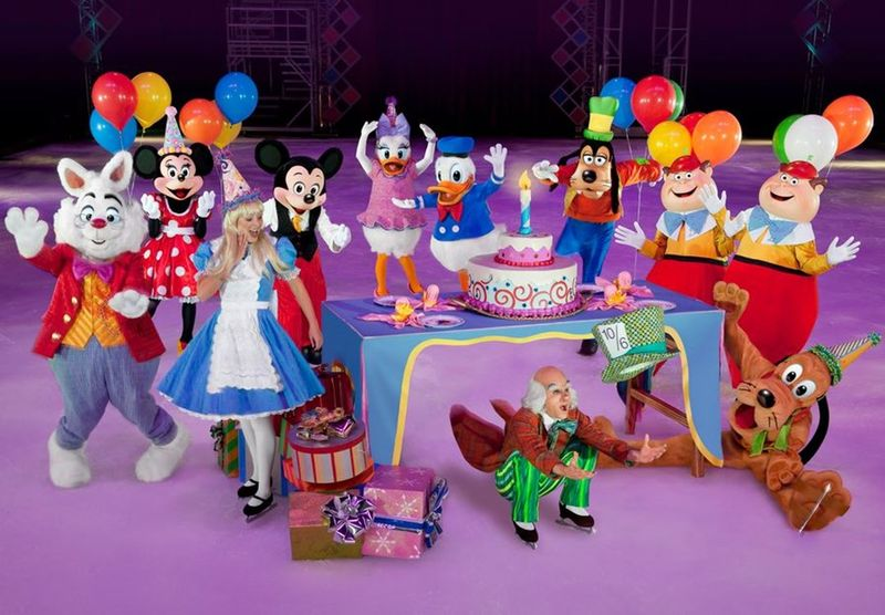 Win Tickets to Disney on Ice at Sprint Center