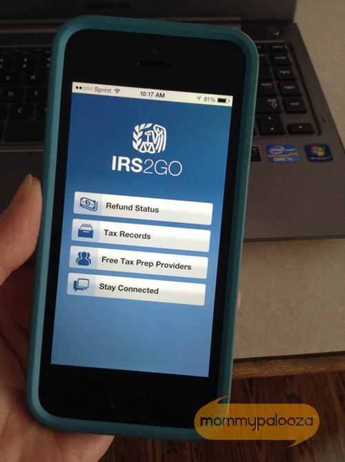 Track Your Income Tax Refund with the New IRS2Go App