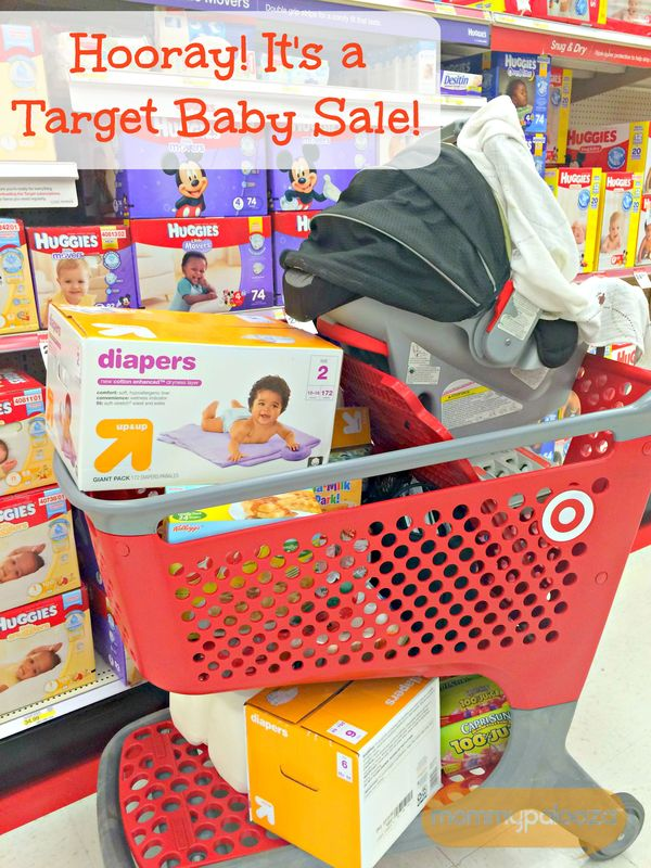 Target Baby Sale Is ON For Diapers Nursery And Essentials