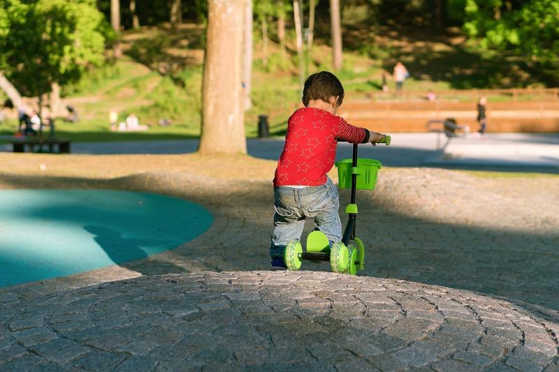 Scooters-fun-kids