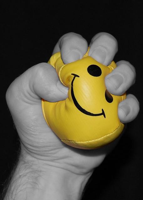 Smile-stressball