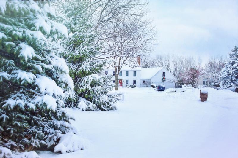 Cozy-winter-house