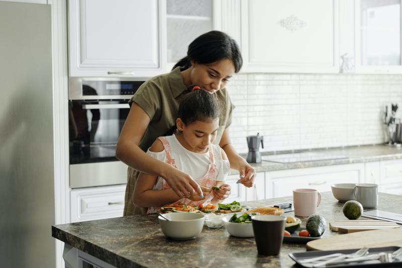 Encourage children healthy
